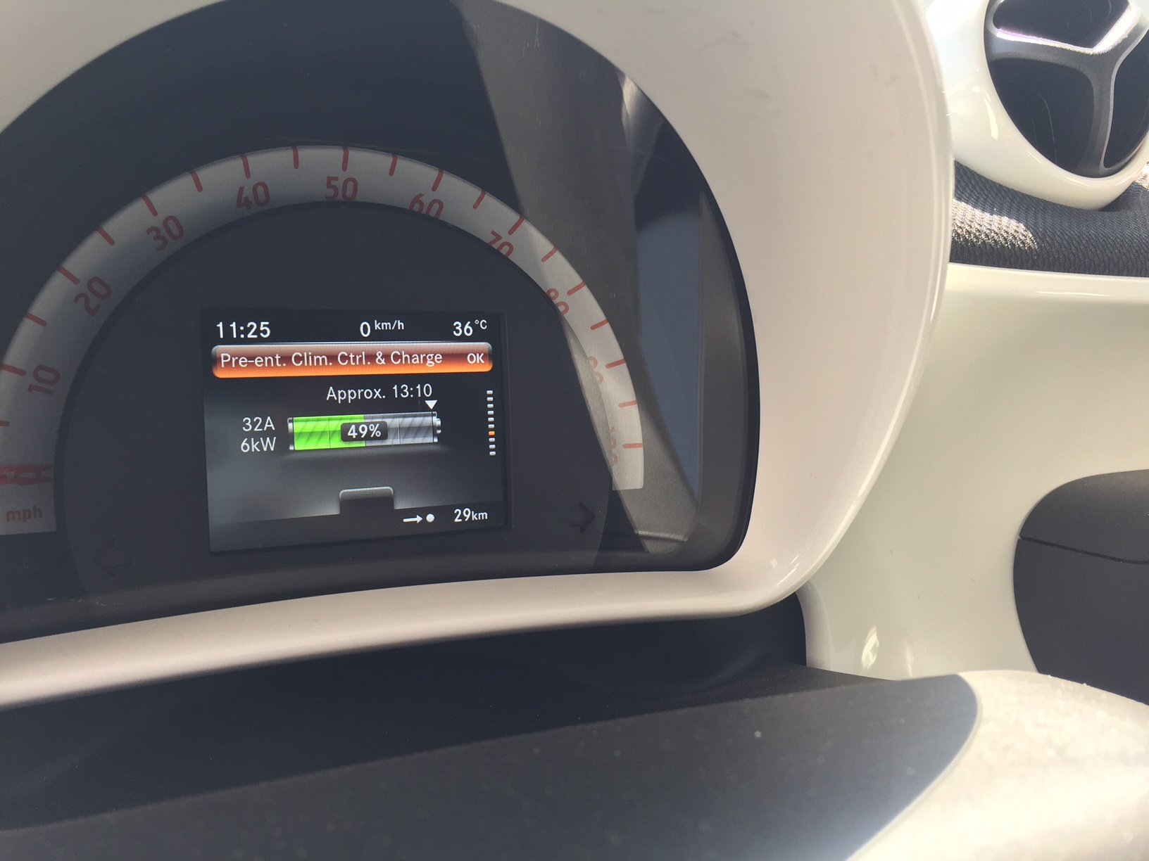 Demonstration of ISO/IEC 15118 on a Daimler Smart Electric Drive vehicle