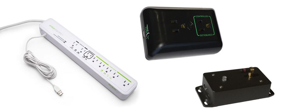 Embertec Tier 2 Advanced Power Strip and Ibis Intellisocket