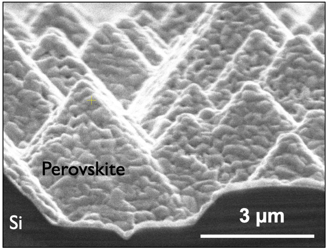 Perovskite-on-Silicon Tandem Technology